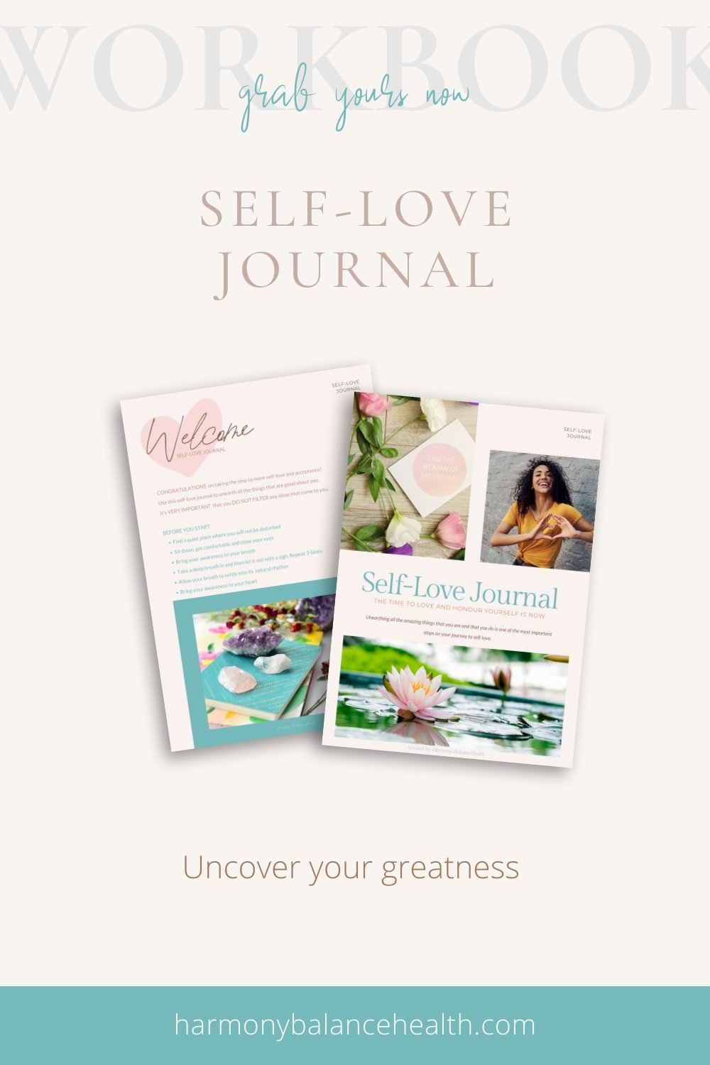Self-Love Journal Freebie