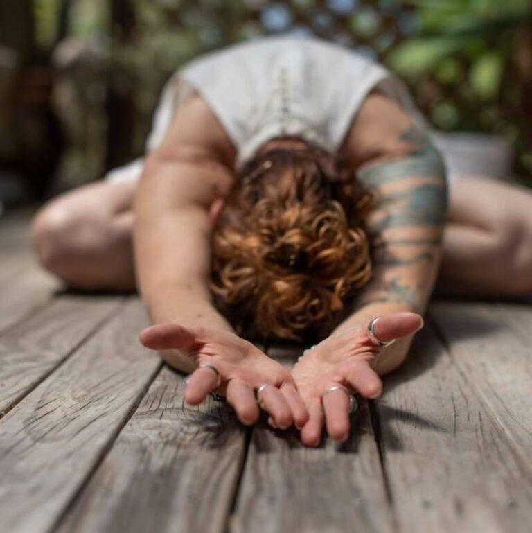 Let go and grow with Selene at harmony balance health