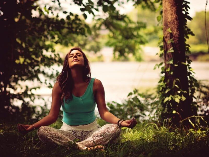 Meditate and touch your soul