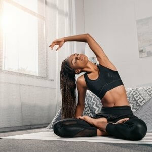 start your day with yoga